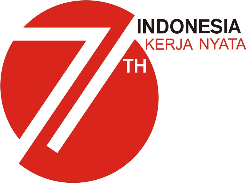 Download Logo HUT RI ke-71