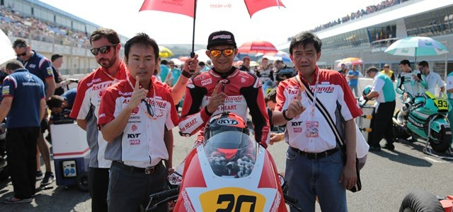 Mantap! Dimas Ekky Kembali Raih 5 Besar di CEV Moto2 seri Jerez