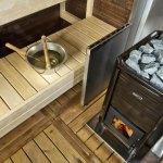 дровяные печи для бани