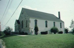 EXISTING CHURCH FACILITY