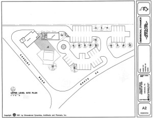 PROPOSED SITE - MASTER PLAN