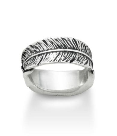 james avery wedding bands James Avery Birds of a Feather Ring