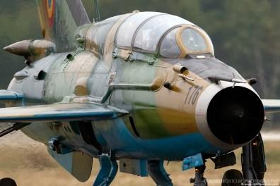 MiG-21 Lancer Romania Air Force, Batajnica 2009 © www.dimitrijeostojic.com