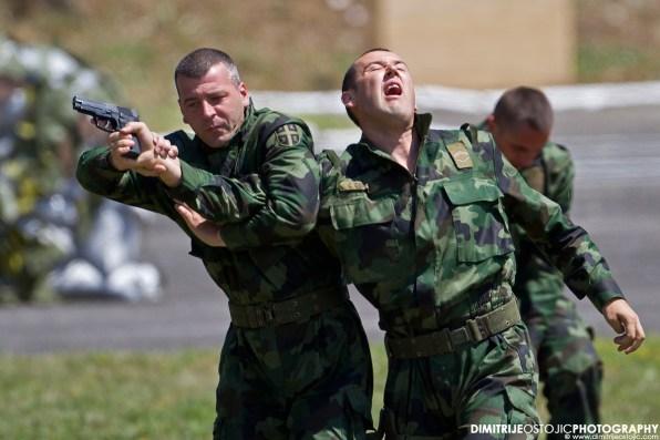 """Joint exercise """"Zajednički Poduhvat"""" ©2011 Dimitrije Ostojic"""