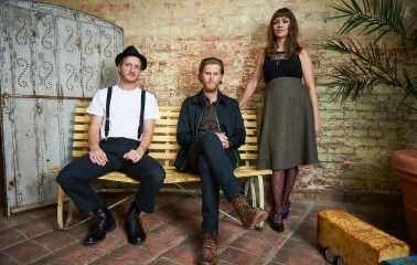 LUMINEERS BANNER