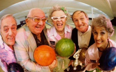 elderly fun