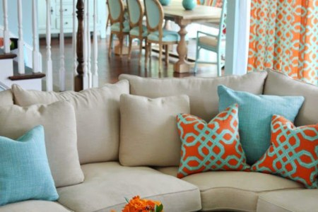spring decorating ideas for your living room design 05