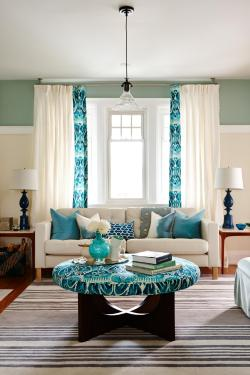 Small Of Colorful Living Room Interior Design