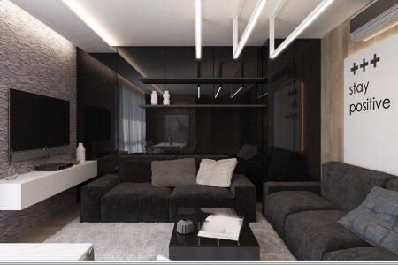 black living room ideas for your home decor3 e1469030965511