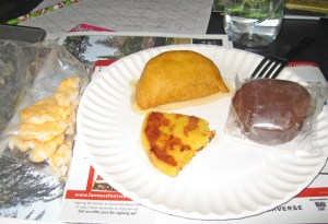 Lunch on August 17, 2010