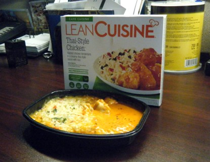 Lean Cuisine Thai Style Chicken