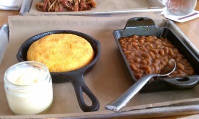 Lillie's Q baked beans