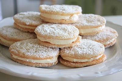 Little Lemon Snow Bite Cookies