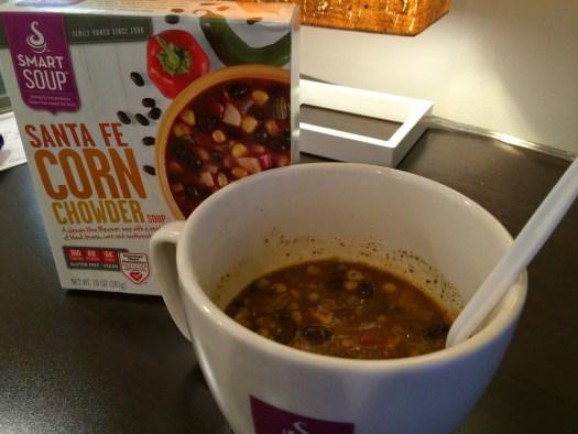 Smart Soup Santa Fe Corn Chowder