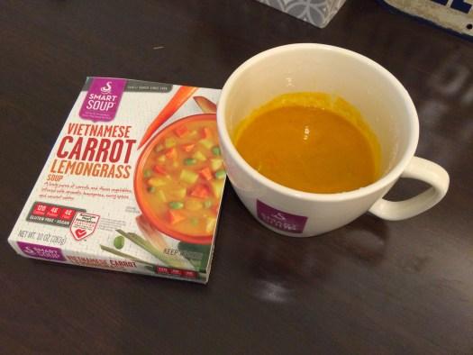 Smart Soup Vietnamese Carrot Lemongrass