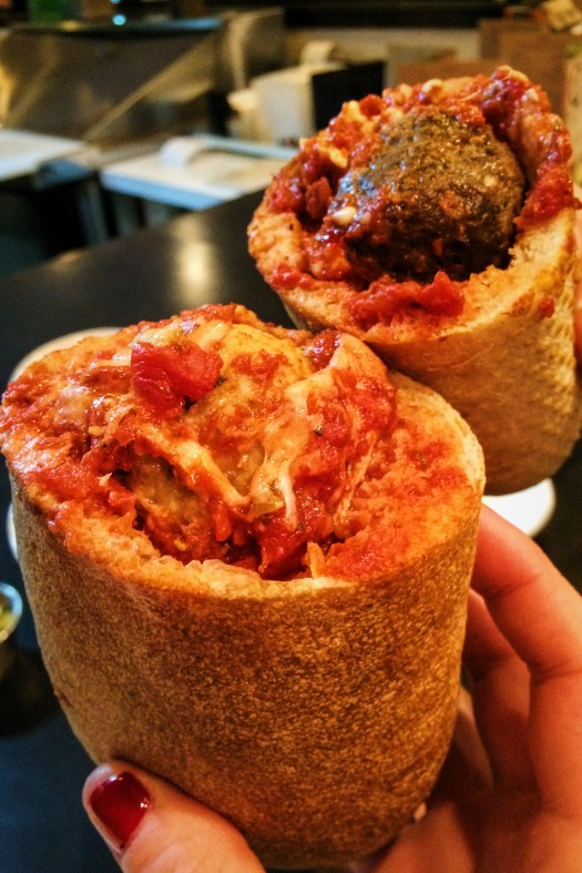 Meatball Hero Chicago