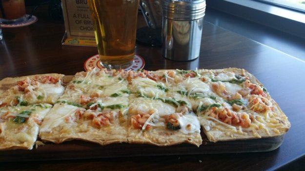 Flatbread Pizza- Crooked Pint, Chaska