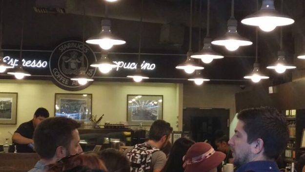 Original Starbucks Seattle, WA