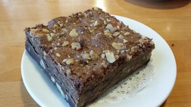 Brownie at Cupcake in Eagan, MN