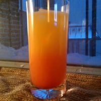 Beverage Bonus: Tequila Sunrise