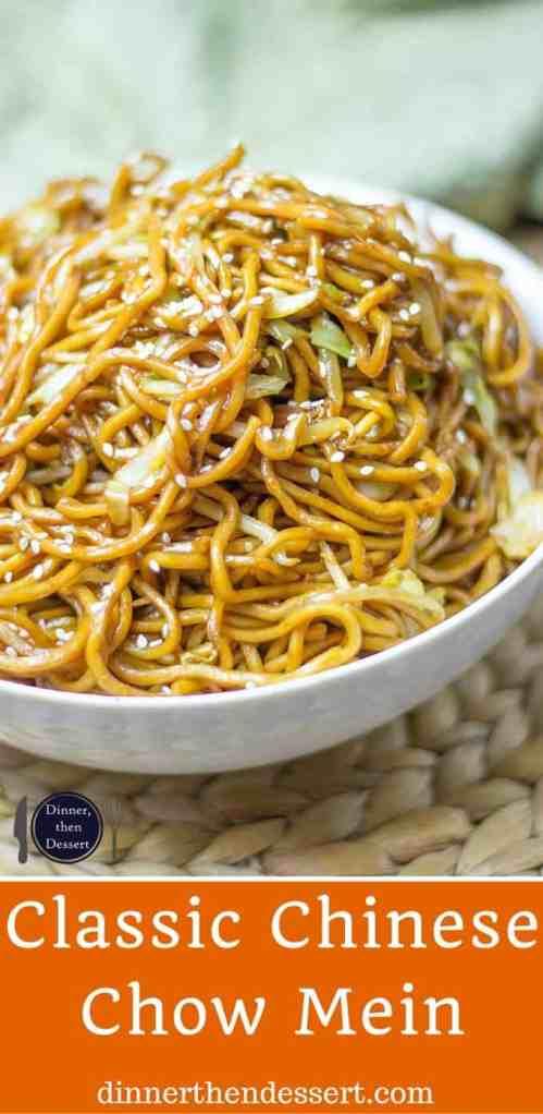 Medium Of Authentic Chinese Food