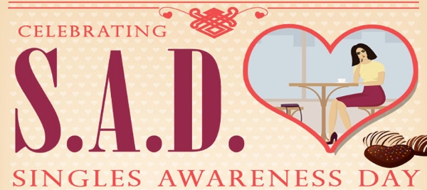 Singles Awareness Day (S.A.D)