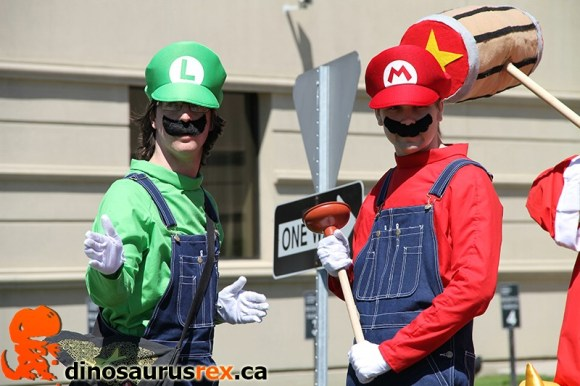 Anime North 2013 - Mario and Luigi