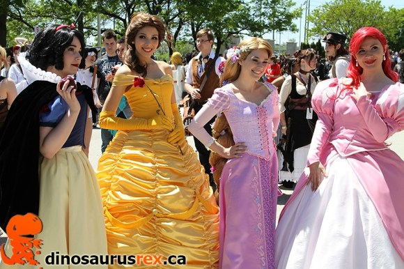Anime North 2013 - Disney Princess