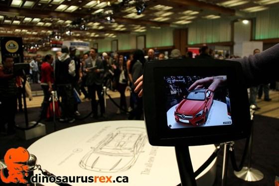 Mercedes Virtual Reality