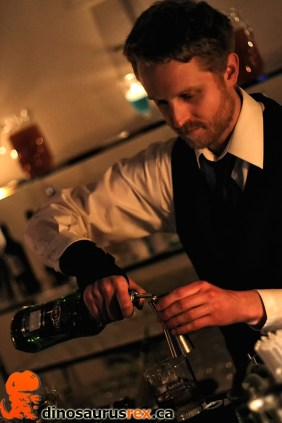 The Carlu - Bartender - Decadence