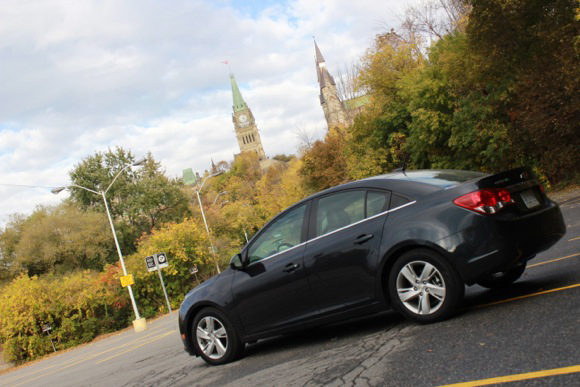 Chevy Cruze Diesel 2014 - Ottawa