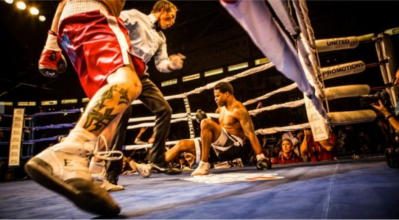 United Promotions - Dec 1 - Live Professional Boxing