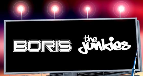 DJ Boris and the Junkies