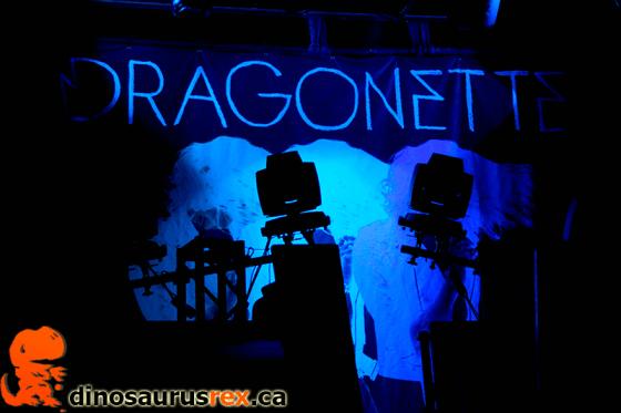 Dragonette - Sound Academy - Toronto