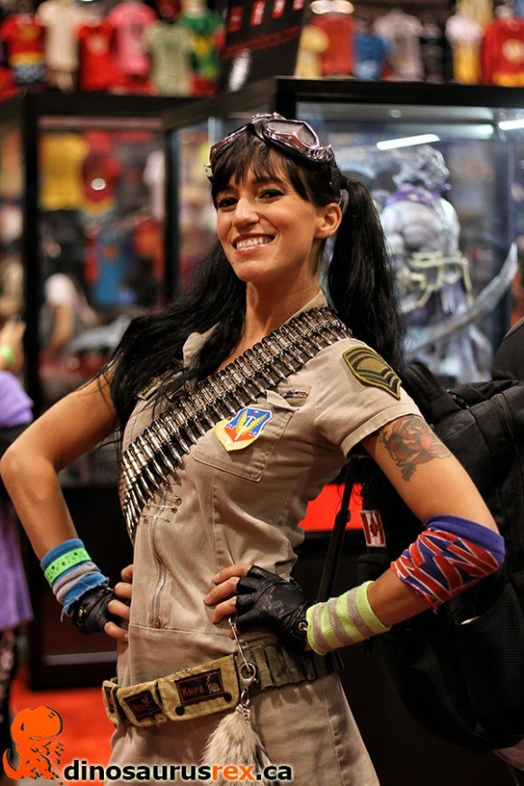 pilot girl cosplay