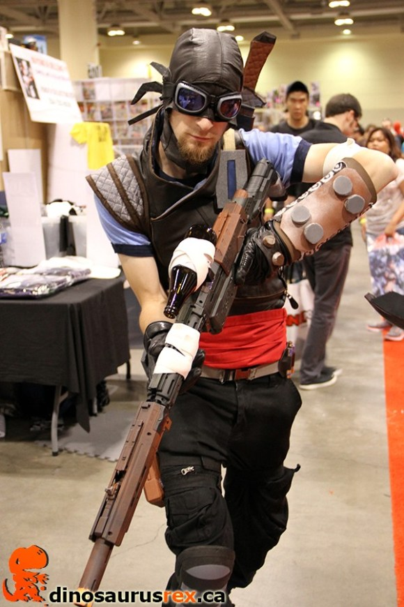 cosplay dude