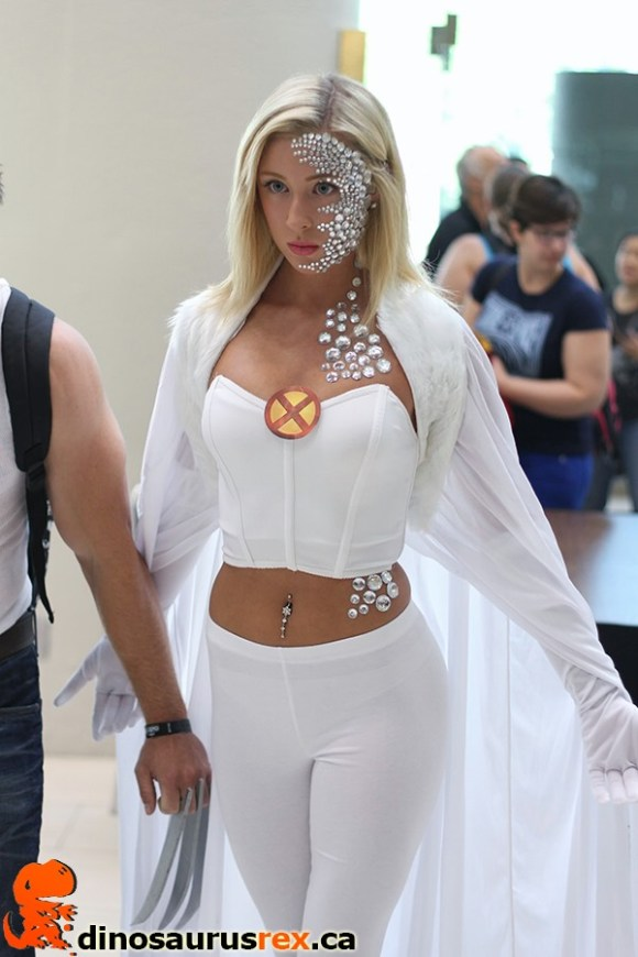 white queen marvel cosplay