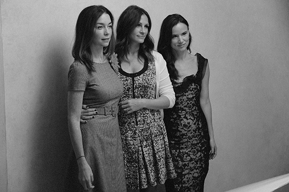 Julianne Nicholson, Julia Roberts, Juliette Lewis - tiff 2013