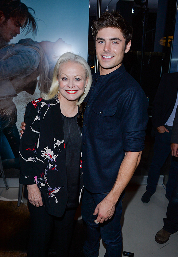 jacki weaver and zac efron - tiff 2013
