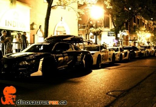 Jon Olsson's PPI Design Audi R8 Razor GTR