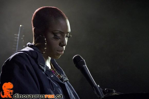 Laura Mvula - Mod Club - Toronto