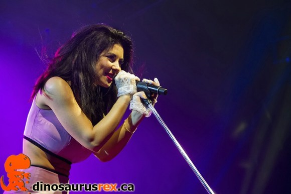 Marina and the Diamonds - Echo Beach - Toronto