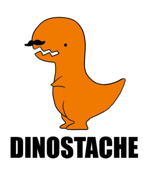 dinostache-dinosaur-with-mustache.