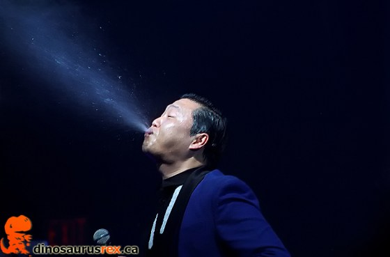 Psy 싸이 - Gangnam Style - Samsung Galaxy Note 2 Launch - Toronto, Canada