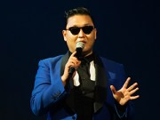 [PHOTOS] Psy debuts in Canada