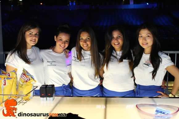 Sensation Canada 2013 - Bud Light Girls