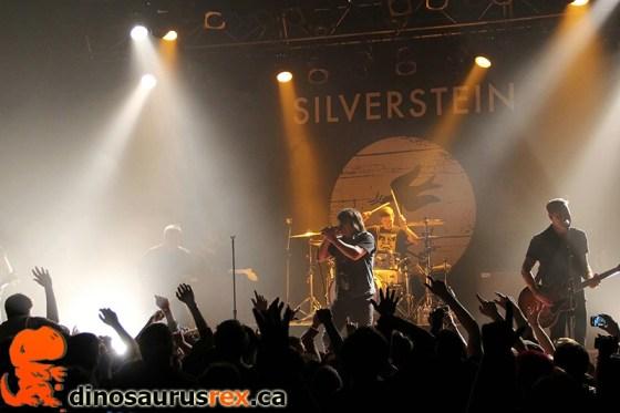 Silverstein - The Opera House - Toronto, Canada