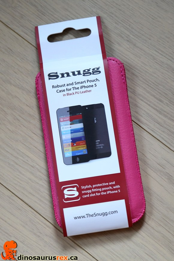 Snugg iPhone 5s Package