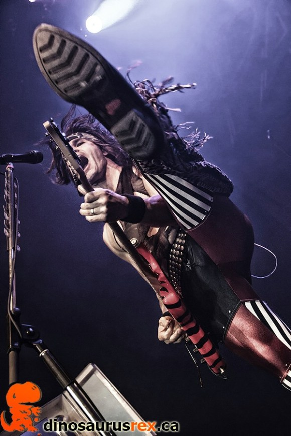 Steel Panther - Sound Academy - Satchel
