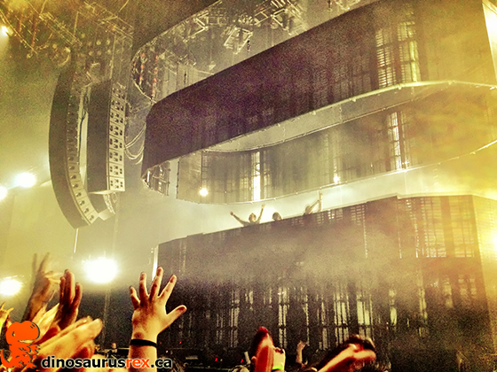Swedish House Mafia - One Last Tour - Toronto